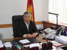 Финразведка Кыргызстана подтвердила информацию о родстве главы ведомства с Матраимовыми