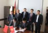 Китайская компания построит в Джалал-Абадской области цементный завод