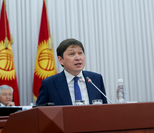 Премьер Кыргызстана пообещал снимать с должности министров за недостаточную работу в противодействии коррупции
