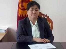 Меерихан Асанова назначена замакима Кадамжайского района Баткенской области