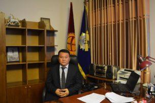 Откурбек Джамшитов освобожден от должности Генерального прокурора