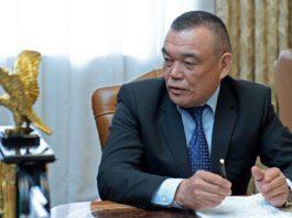 Салайдин Авазов освобожден от должности мэра города Джалал-Абад