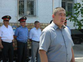 Начальником девятой службы ГКНБ может стать Малик Нурдинов – источник
