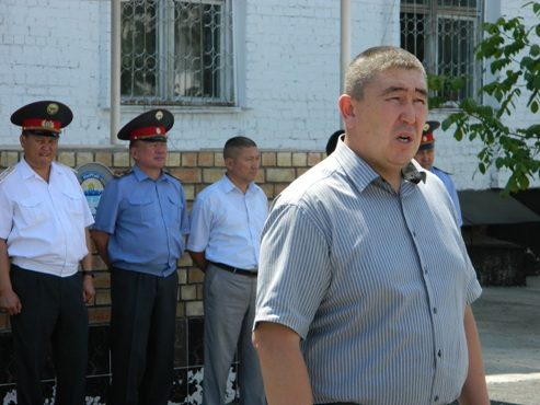 Вербовщик боевиков для войны вСирии схвачен вКиргизии