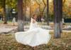 Свадебный переполох: Самые модные платья от кыргызского дизайнера