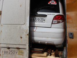 Нелегалов из Кыргызстана обнаружили в автомобиле-«матрешке» в Нижегородской области
