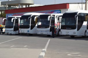 Мэрия Бишкека хочет приобрести 520 автобусов