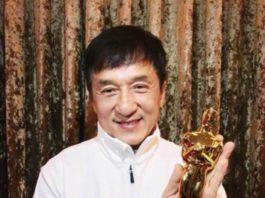 Джеки Чан отмечает 65-летний юбилей