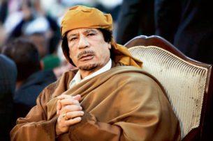 Муаммар Каддафи обещал Казахстану $20 млрд, если страна оставит себе советское ядерное оружие