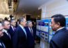 В Беларуси открылась фотовыставка «Айтматов – дипломат»
