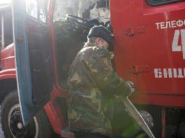 МЧС Кыргызстана продолжает работу по защите домов от ЧС
