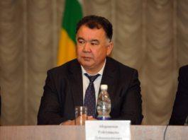 Туйгунаалы Абдраимов назначен полпредом в Чуйской области