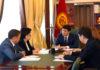 Абылгазиев: Вопрос обеспечения школ Интернетом должен был давно снят с повестки дня