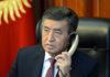 Президенты Кыргызстана и Казахстана обсудили по телефону работу в рамках ЕАЭС