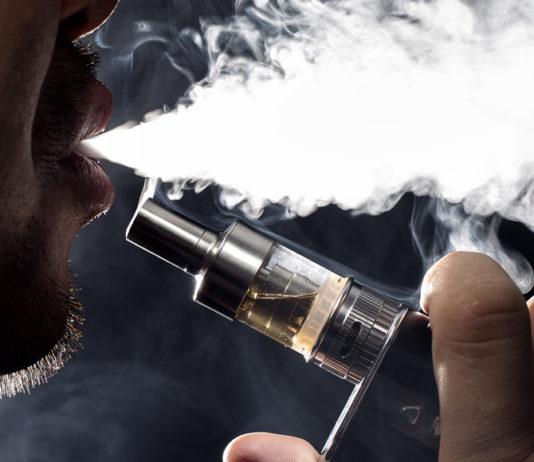 Взорвавшаяся электронная сигарета пробила череп и мозг вейпера