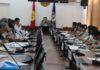 В МЧС Кыргызстана обсудили ситуацию со стихийными бедствиями