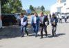 Вице-премьер-министр Замирбек Аскаров ознакомился с деятельностью СЭЗ «Бишкек»