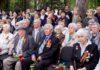 В преддверии Дня Победы в Бишкеке прошел митинг-реквием
