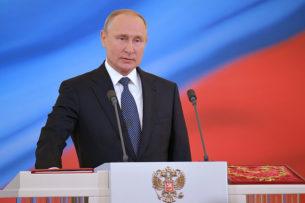 Путин ратифицировал соглашение о доставке военной почты в Кыргызстан