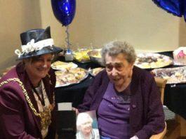 106‐летняя британка раскрыла секрет своего долголетия