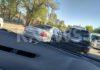 Очевидец: В Бишкеке водители спокойно ездят по встречной полосе (видео)