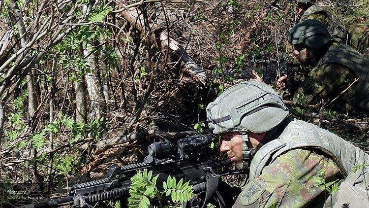 Ввымышленном враге научениях вЭстонии узнали Российскую Федерацию