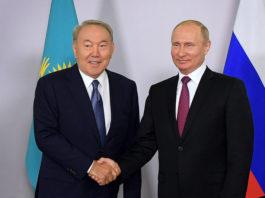 «Свободная пресса»: Елбасы Назарбаев показал Путину дорогу к вечной власти