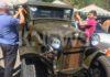 В Бишкеке проходит выставка ретро автомобилей (фото, видео)