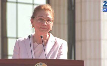 Сайт оппозиционного движения Узбекистана сообщает о кончине вдовы Ислама Каримова Татьяны Каримовой