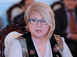 Ирина Карамушкина: Невозможно сместить Атамбаева с должности председателя СДПК