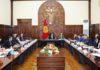 В правительстве КР обсудили реализацию мер по внедрению системы фискализации налогов