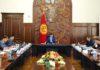 Премьер-министр КР назвал недостаточной работу по развитию ирригационных систем в регионах