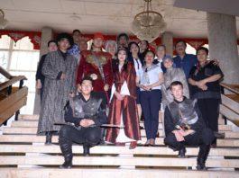 В Бишкеке прошел фестиваль школьных театральных коллективов (фото)