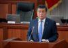 Сооронбай Жээнбеков назвал приоритетные направления внешней политики Кыргызстана