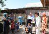Впервые в Кыргызстане для детей с ДЦП купили качественные коляски