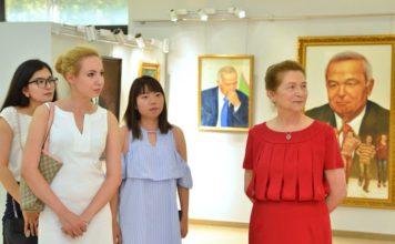 Супруга покойного Ислама Каримова впервые после различных слухов появилась на публике