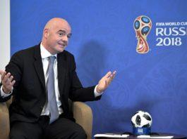 ФИФА на 100% готова к чемпионату мира по футболу в России