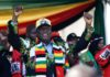 На митинге с участием президента Зимбабве произошел взрыв
