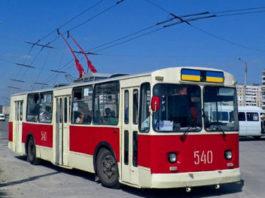 В Бишкеке троллейбус №7 временно приостановит движение по маршруту