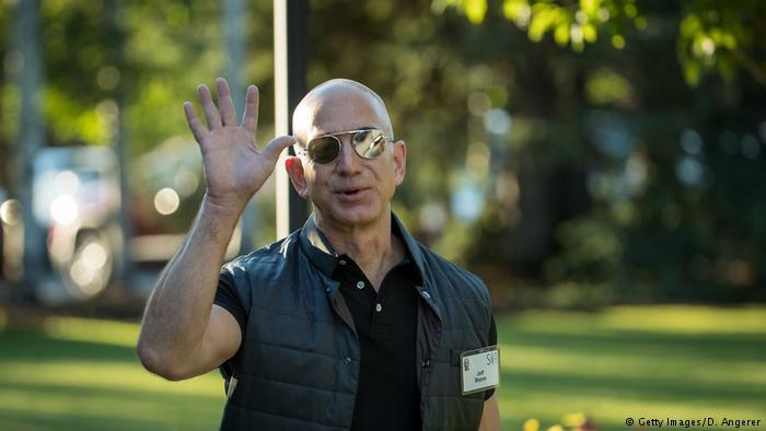 Самый богатый человек в мире разбогател на 13 миллиардов долларов за 15 минут