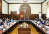 Премьер потребовал от министров прекратить перекладывать ответственность за «Безопасный город» на подчиненных
