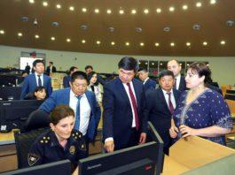 Кыргызстан изучит опыт Грузии по реализации проекта «Безопасный город»
