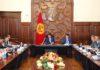 Мухаммедкалый Абылгазиев: Госорганы не должны препятствовать работе предпринимателей
