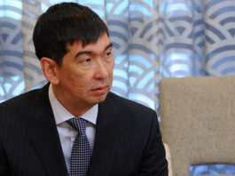 Азиз Суракматов избран мэром Бишкека