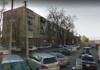 Бишкекчанка упала с пятого этажа и выжила. Предположительно была попытка суицида