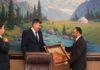Олег Панкратов и посол Турции в Кыргызстане обсудил вопросы расширения сотрудничества