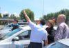 Вице-премьер-министры проверили готовность аэропорта «Манас» к ВИК