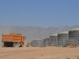 Крупный нефтеперерабатывающий завод в Таджикистане обещают запустить через месяц