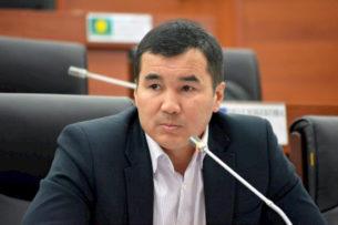 Узарбек Жылкыбаев освобожден от должности полпреда правительства в Ошской области