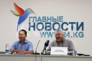 Бекназаров хочет услышать мнение президента КР по делу Конгантиева